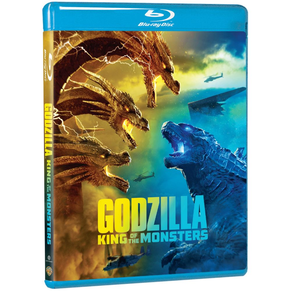 Godzilla: King of the Monsters (BD)