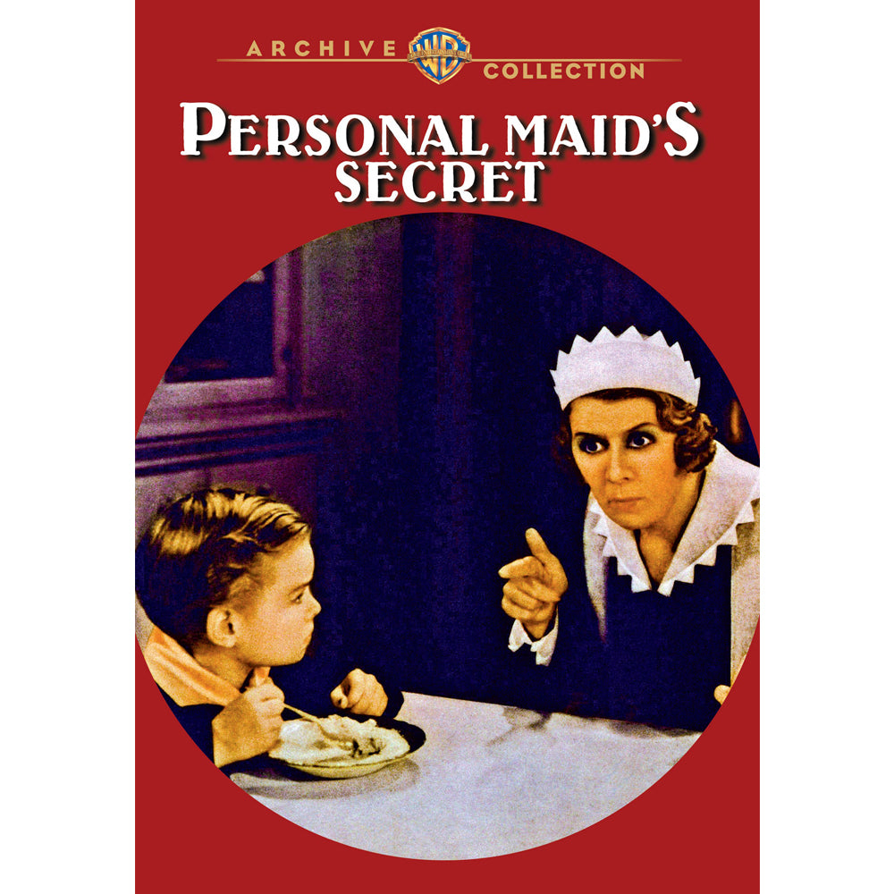 Personal Maid's Secret (1935) (MOD)