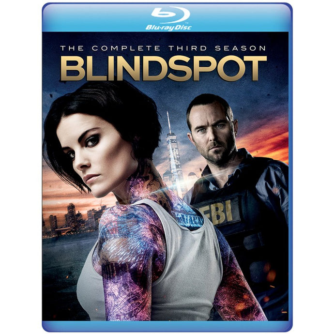 Blindspot: The Complete Third Season (BD)