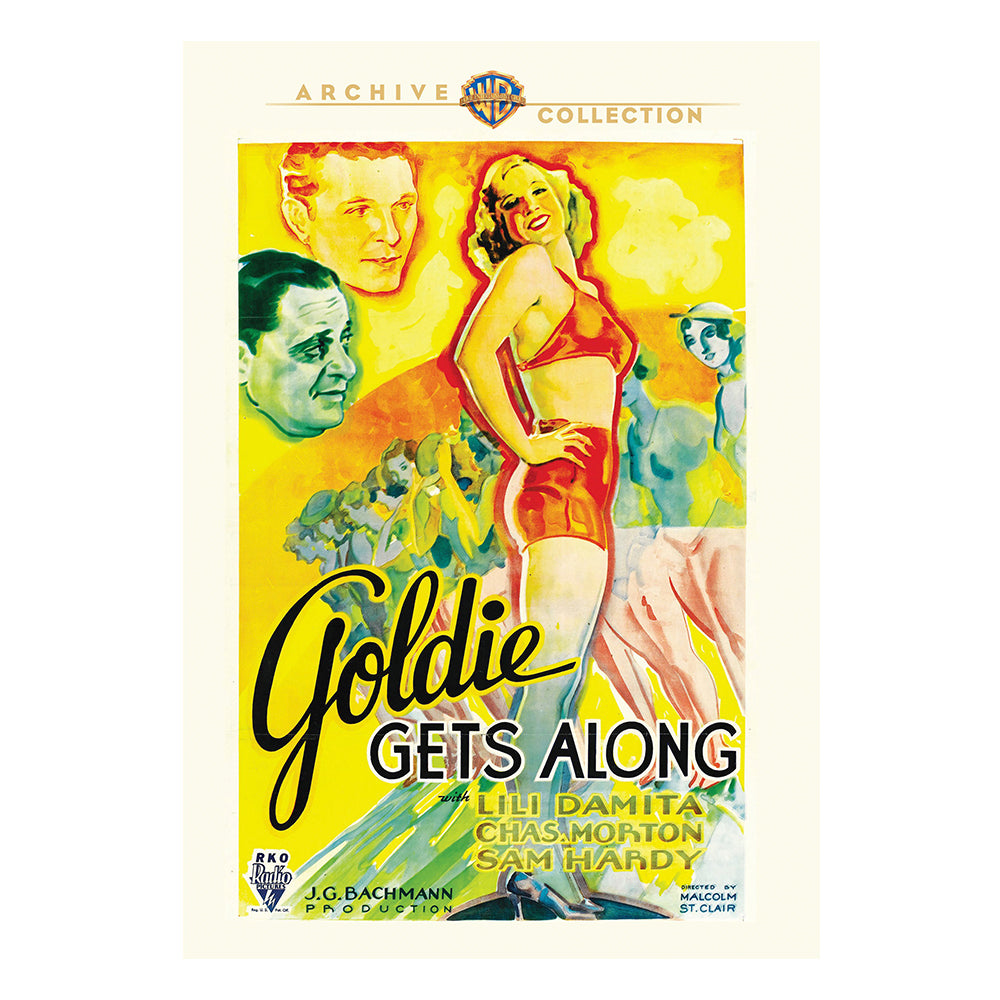 Goldie Gets Along (1933) (MOD)
