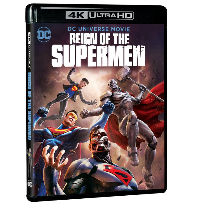 Reign of the Supermen (4K UHD)