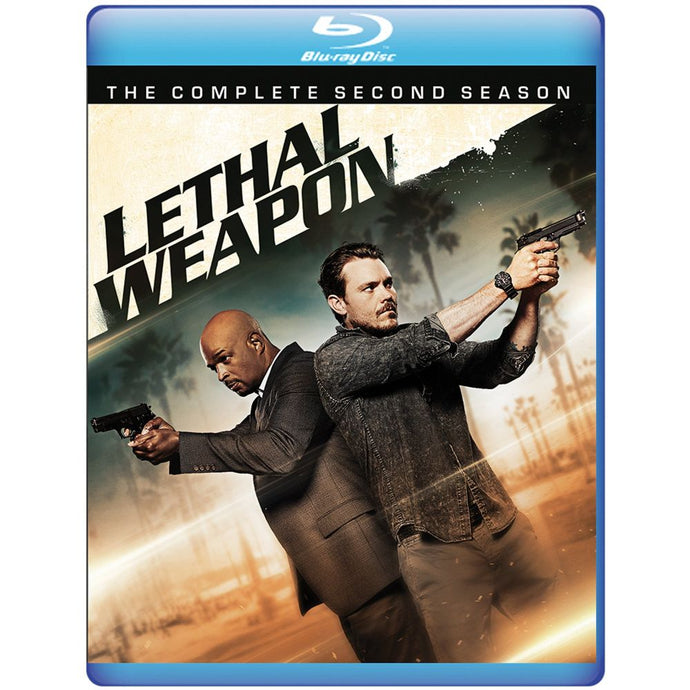 Lethal Weapon: The Complete Second Season (BD)