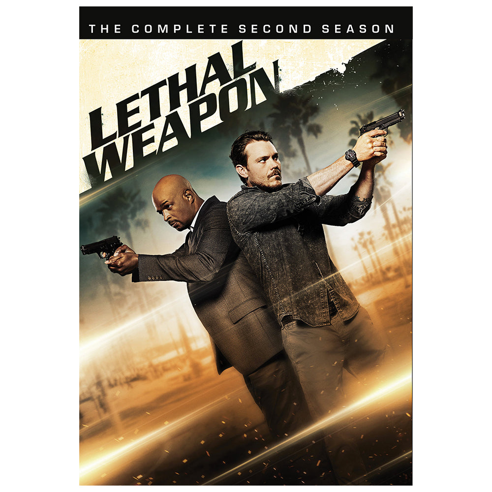 Lethal Weapon: The Complete Second Season (MOD)