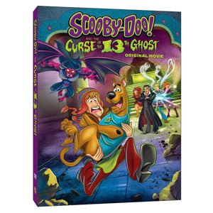 Scooby-Doo! and the Curse of the 13th Ghost (DVD)