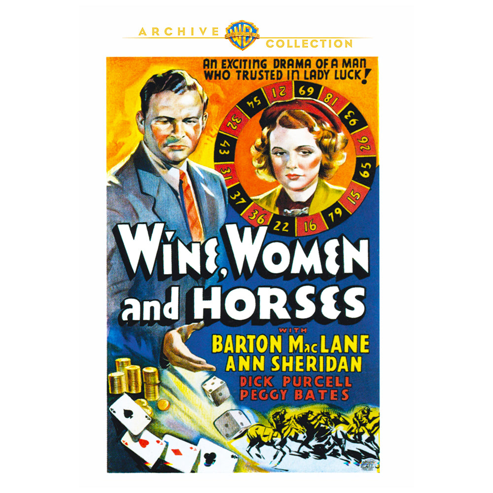 Wine, Women and Horses (1937) (MOD)