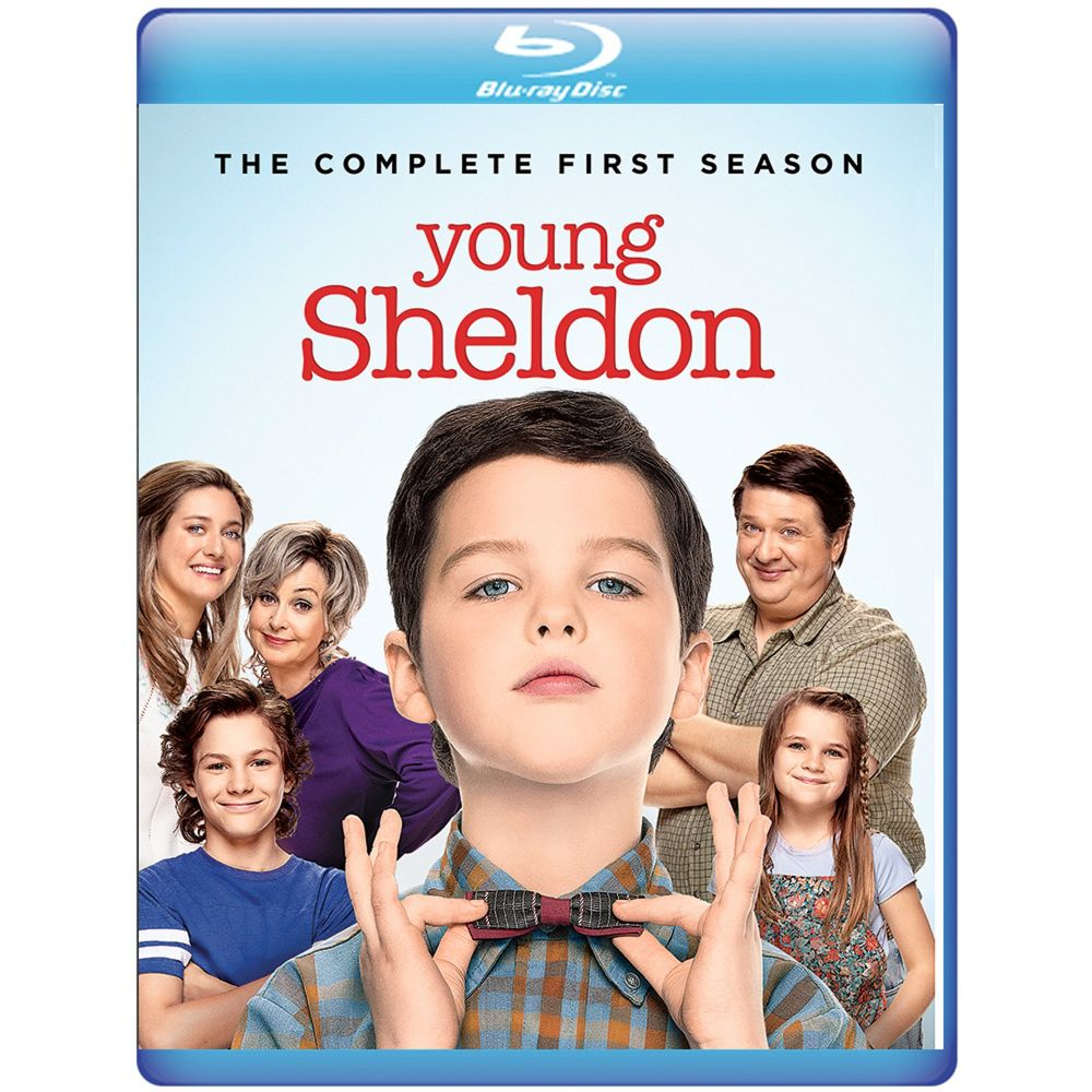 Young Sheldon: The Complete First Season (BD)
