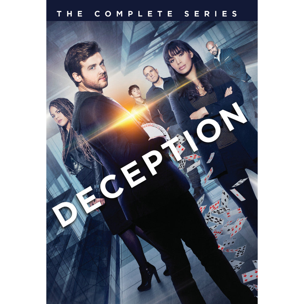 Deception: The Complete Series (2018) (MOD)