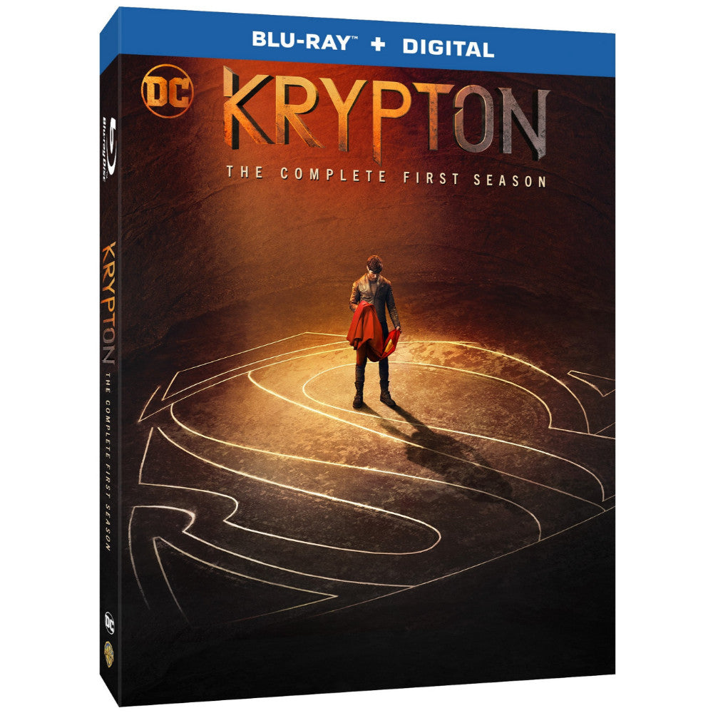 Krypton: The Complete First Season (BD)