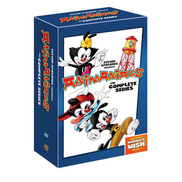 Steven Spielberg Presents Animaniacs: The Complete Series (DVD)
