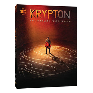 Krypton: The Complete First Season (DVD)