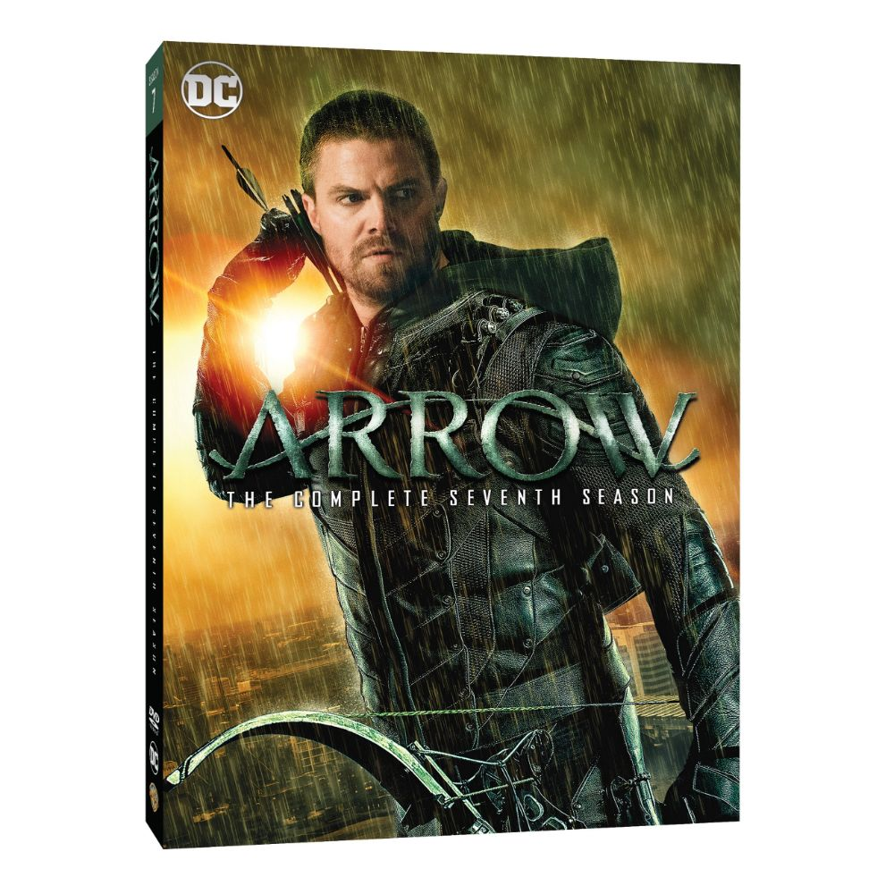 Arrow: The Complete Seventh Season (DVD)