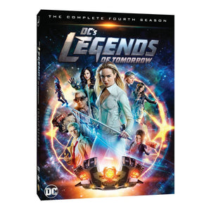 DC's Legends of Tomorrow: The Complete Fourth Season (DVD)