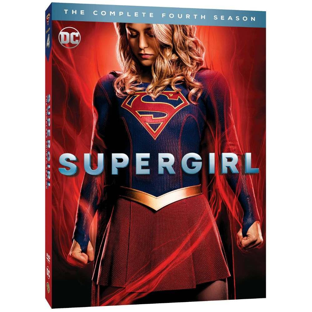Supergirl: The Complete Fourth Season (DVD)