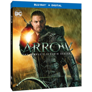 Arrow: The Complete Seventh Season (BD)
