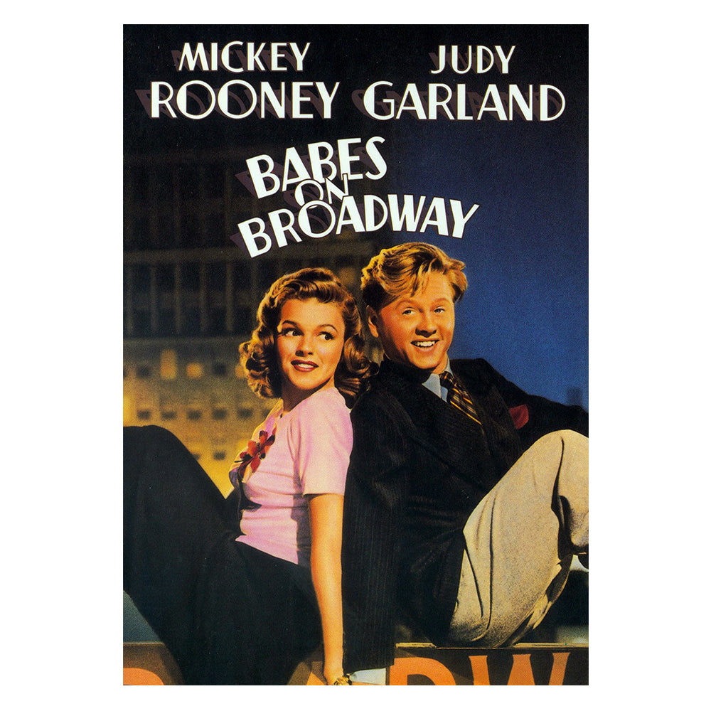 Babes on Broadway (1942) (MOD)