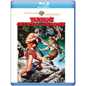Tarzan's Greatest Adventure (BD)