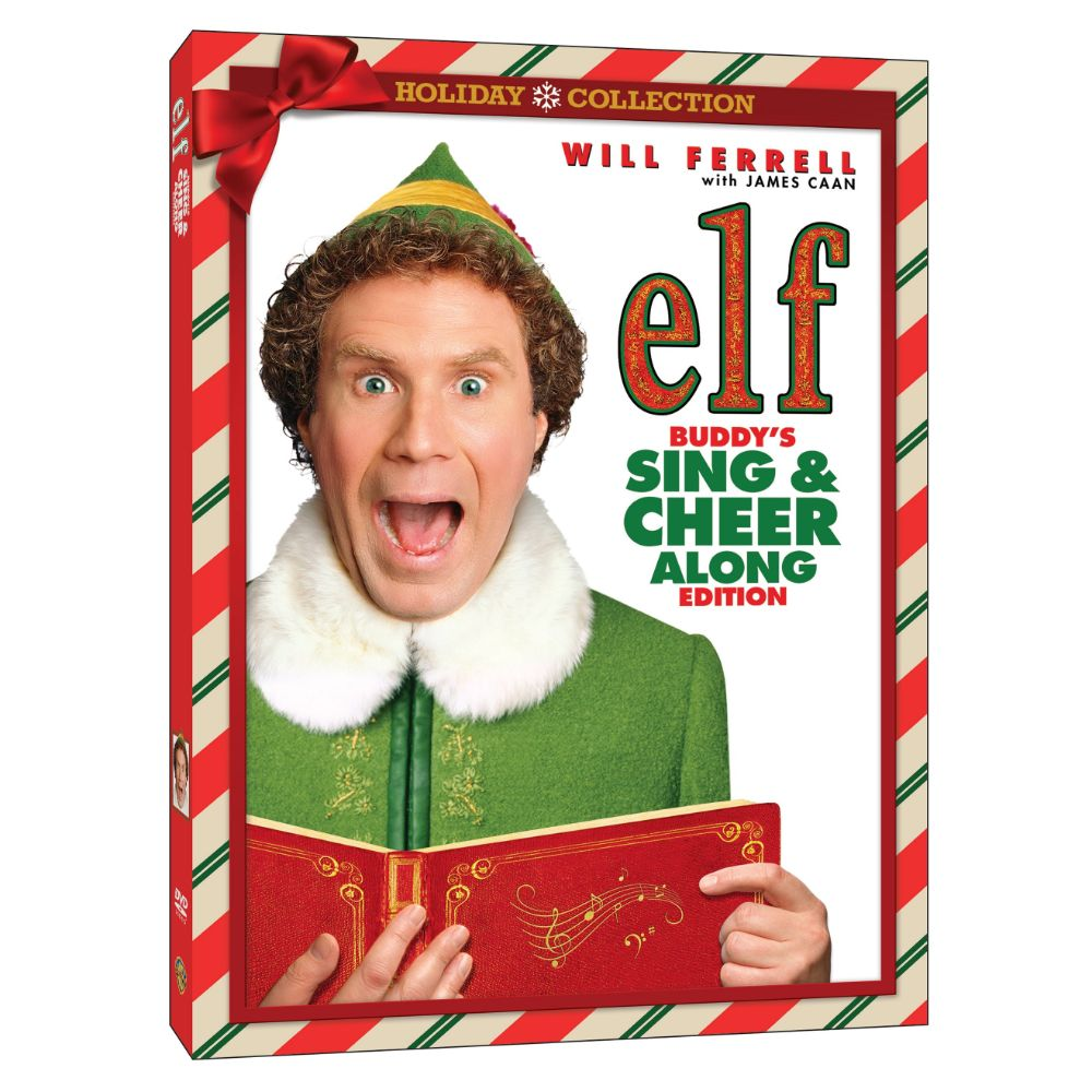 Elf: Buddy's Sing & Cheer Along Edition (DVD)