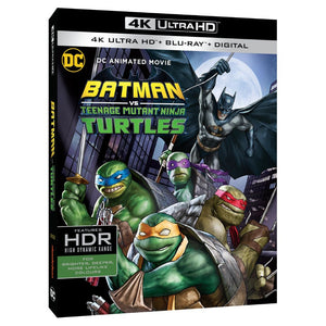 Batman vs. Teenage Mutant Ninja Turtles (4K UHD)