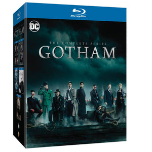 Gotham: The Complete Series (BD)