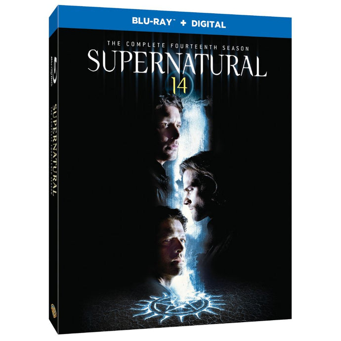 Supernatural: The Complete Fourteenth Season (BD)