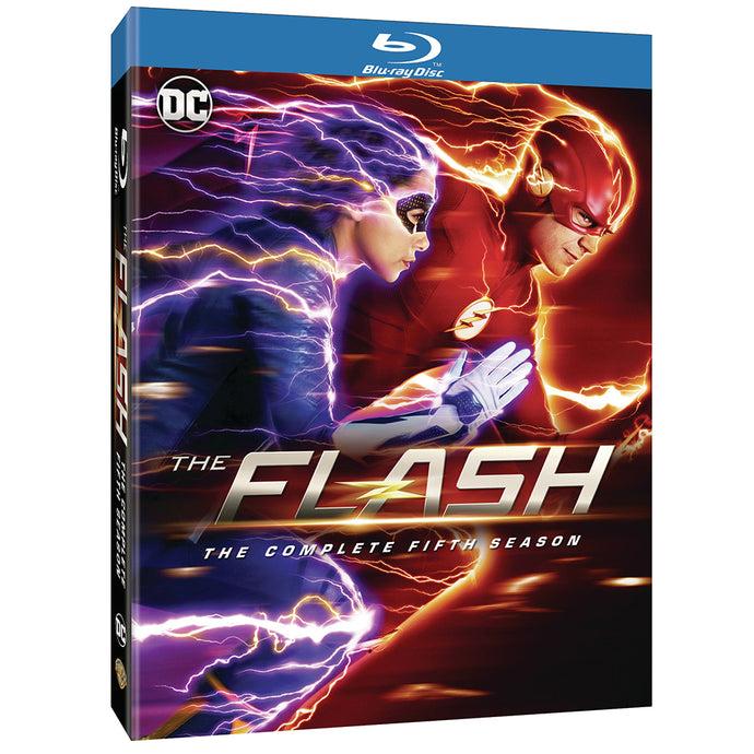The Flash: The Complete Fifth Season (BD)