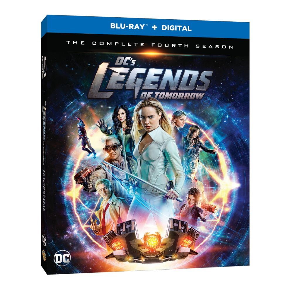 DC's Legends of Tomorrow: The Complete Fourth Season (BD)