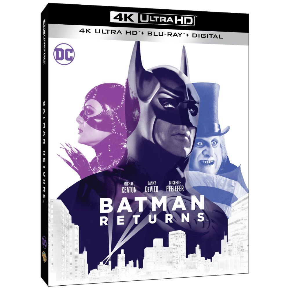 Batman Returns (4K UHD)