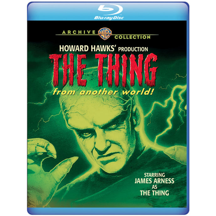 The Thing From Another World (BD)