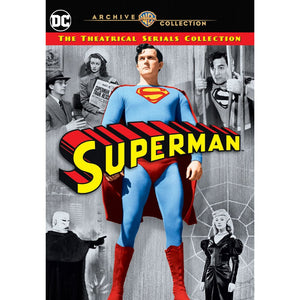 Superman Serials: The Complete 1948 & 1950 Collection (MOD)
