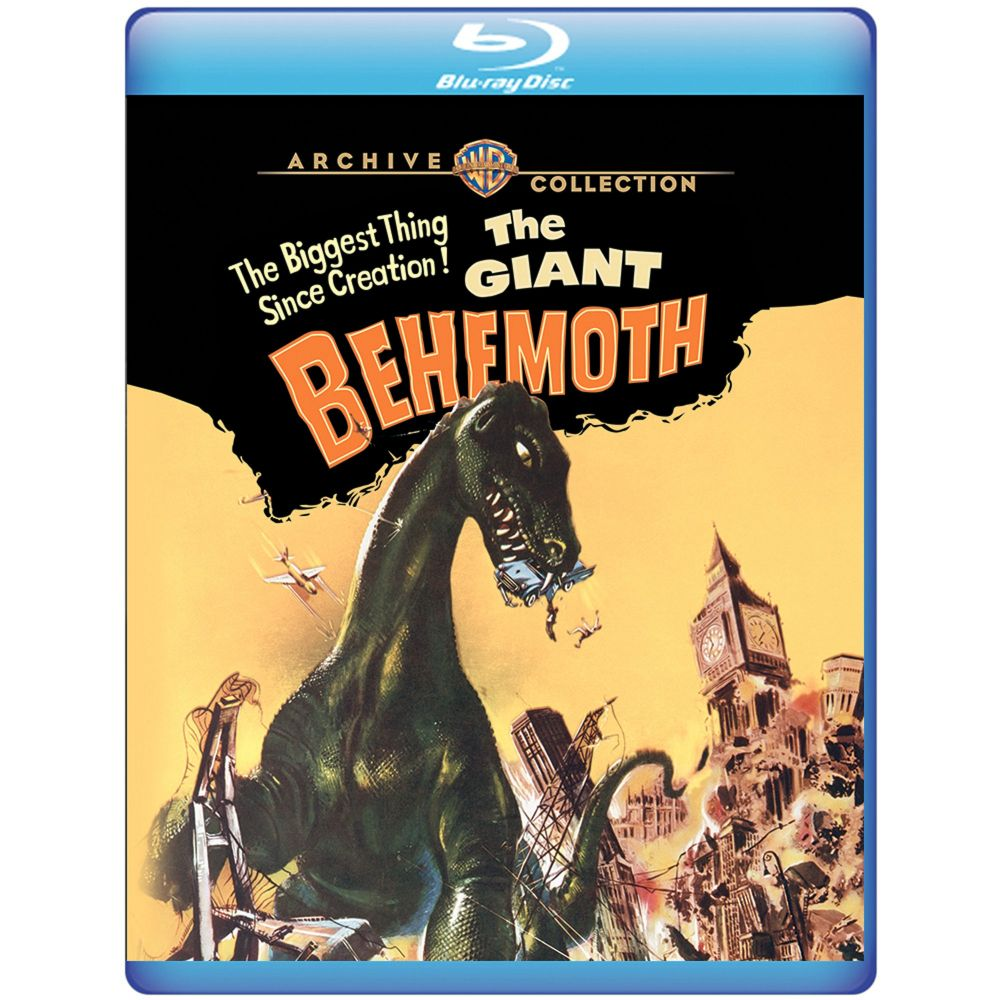 The Giant Behemoth (BD)
