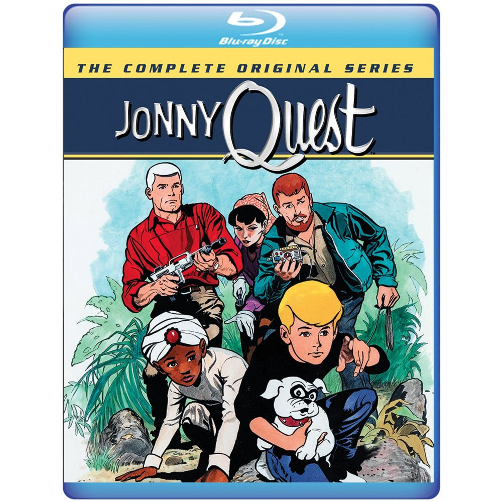 Jonny Quest: The Complete Original Series (BD)