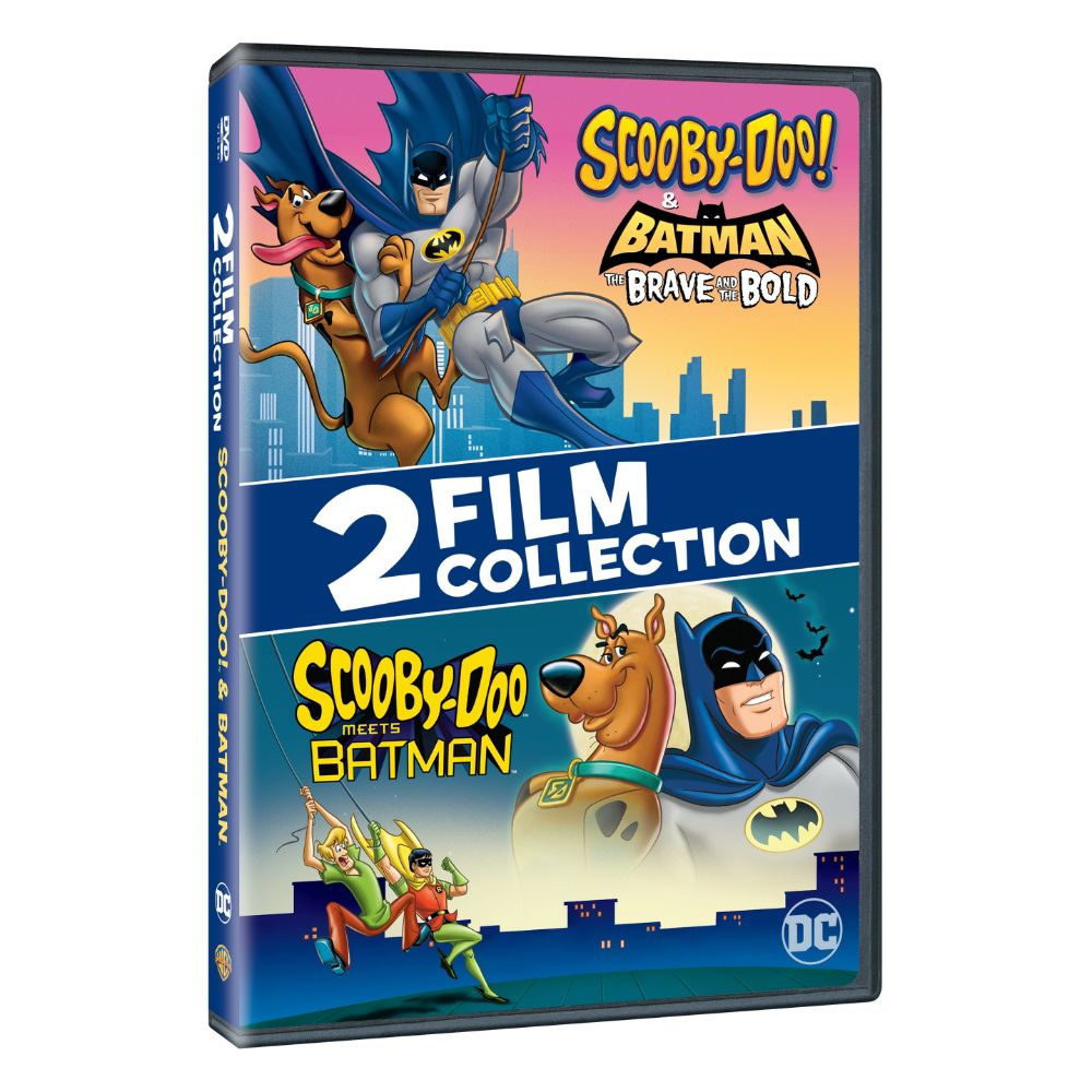 Scooby-Doo & Batman (2 Film Collection) (DVD)