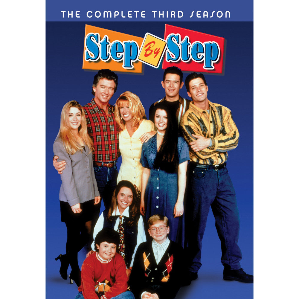 Step By Step: The Complete Third Season (MOD)