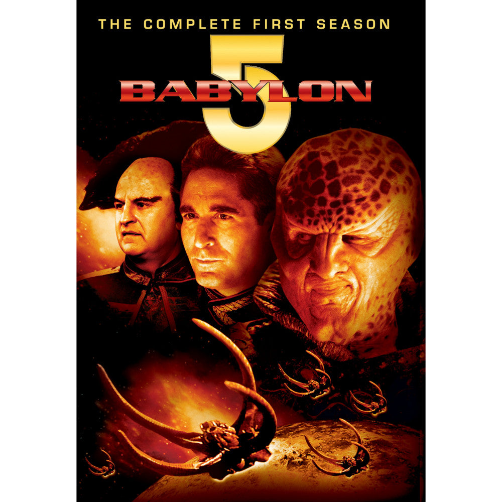 Babylon 5: The Complete First Season (MOD)