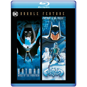 Batman: Mask of the Phantasm/Batman & Mr. Freeze: SubZero 2-Film Collection (BD)