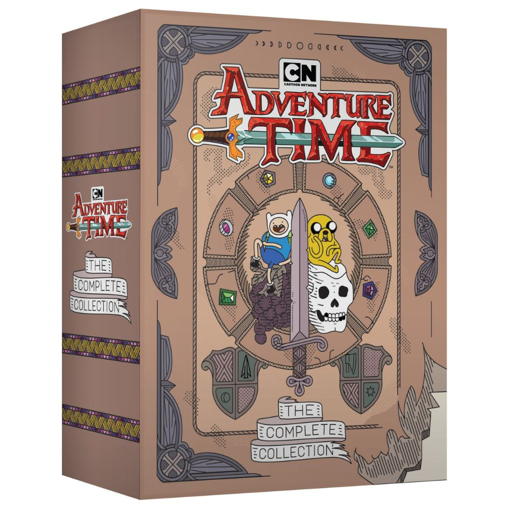 Adventure Time: The Complete Collection (DVD)