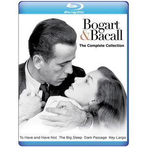 Bogart and Bacall: The Complete Collection (BD)