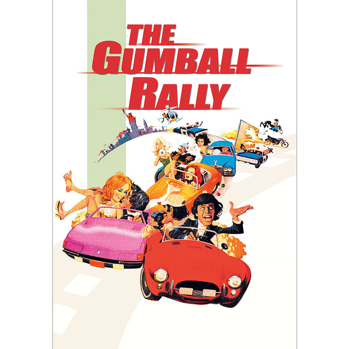 The Gumball Rally (1976) (MOD)