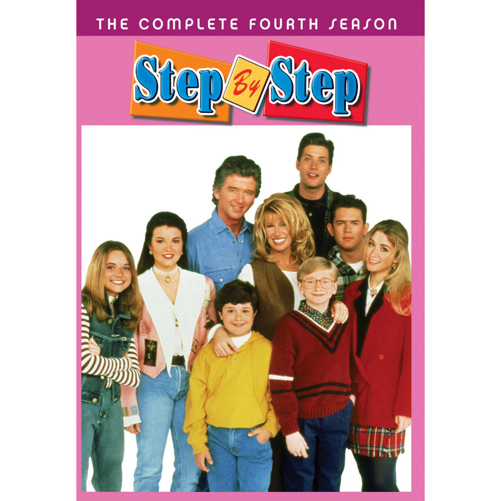 Step by Step: The Complete Fourth Season (MOD)