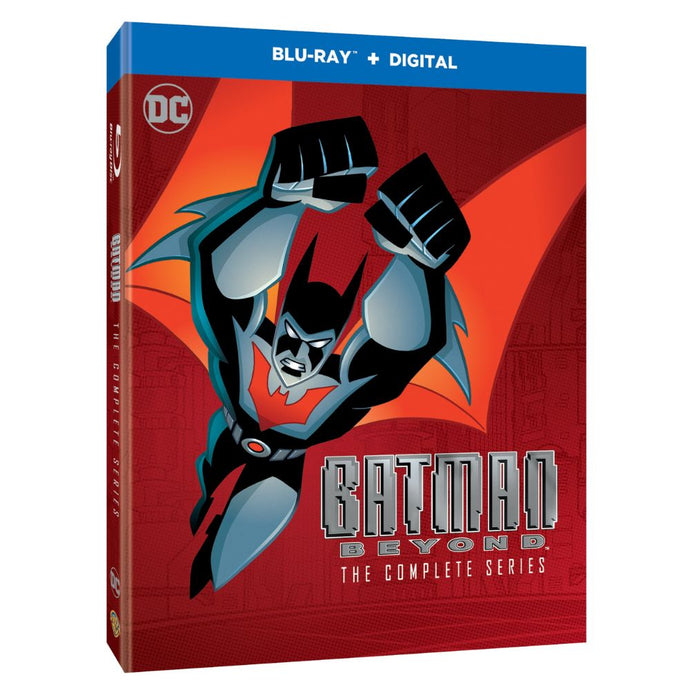 Batman Beyond: The Complete Series (BD)
