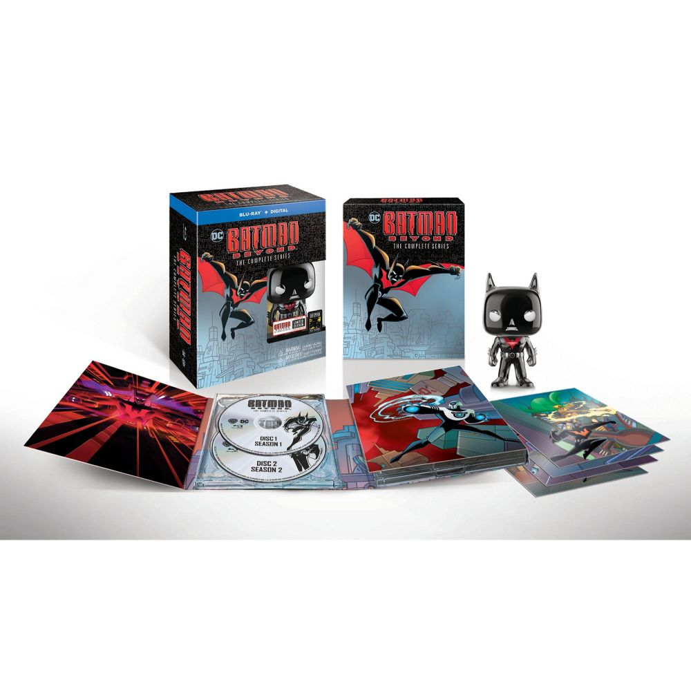 Batman Beyond: The Complete Series (Deluxe Limited Edition Exclusive) (BD)