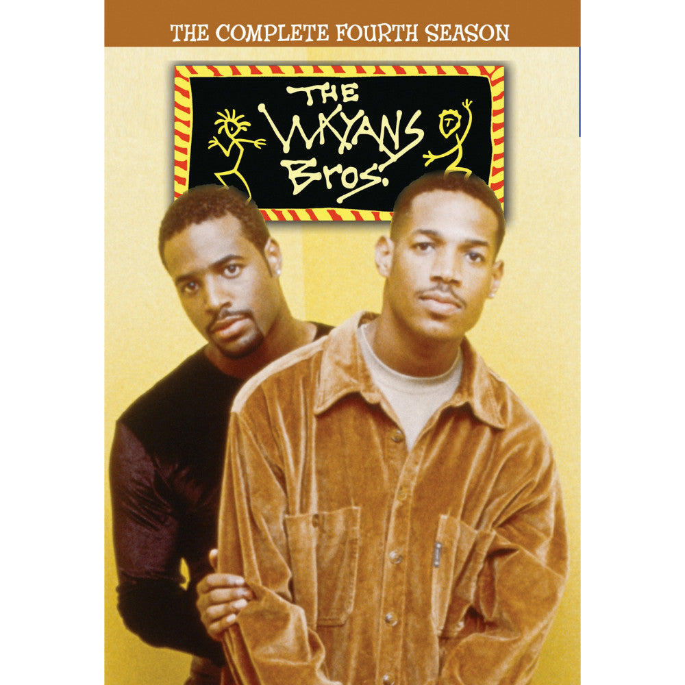 The Wayans Bros: The Complete Fourth Season (MOD)