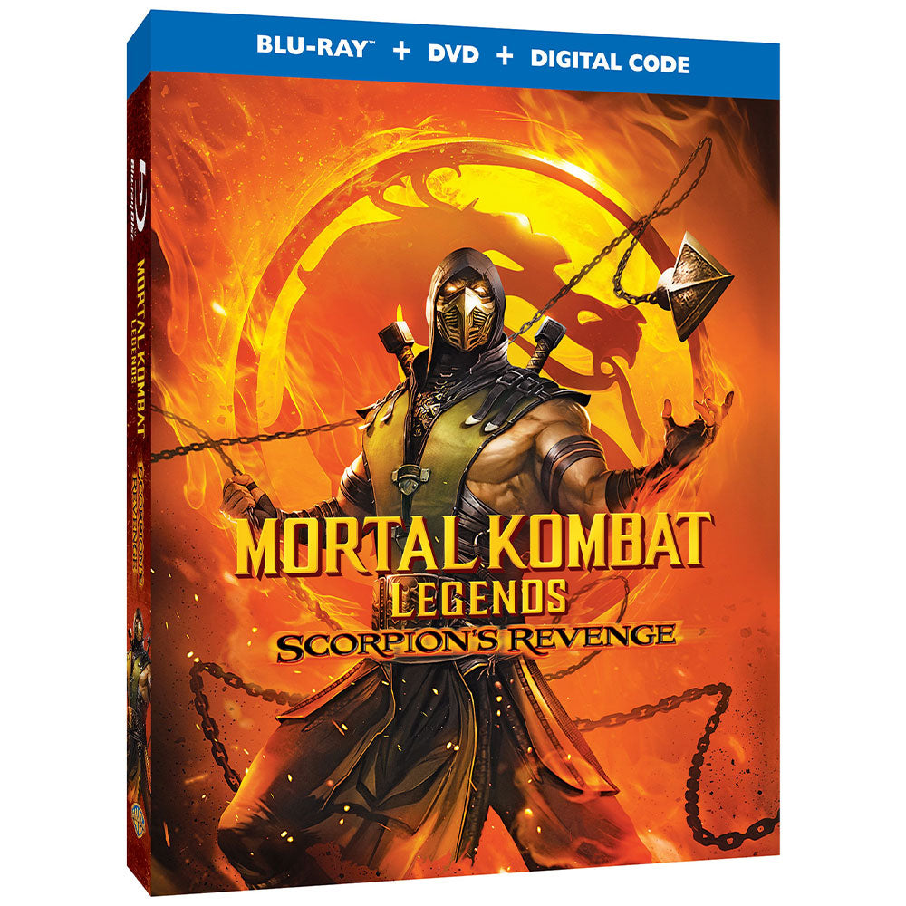 Mortal Kombat Legends: Scorpion's Revenge (BD)