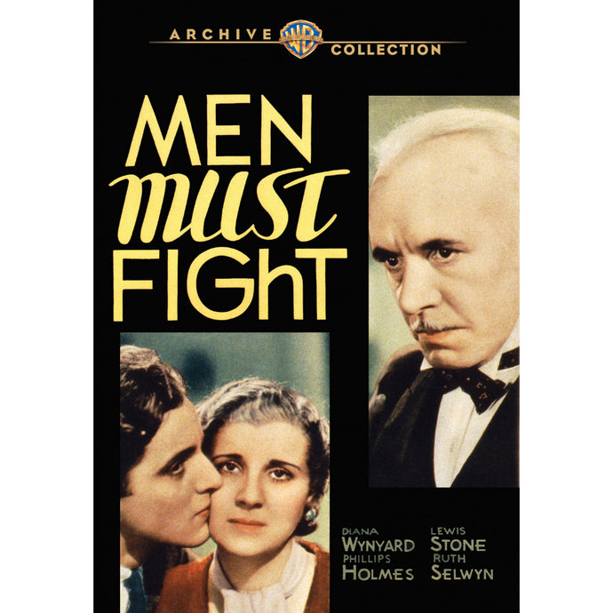Men Must Fight (1933) (MOD)