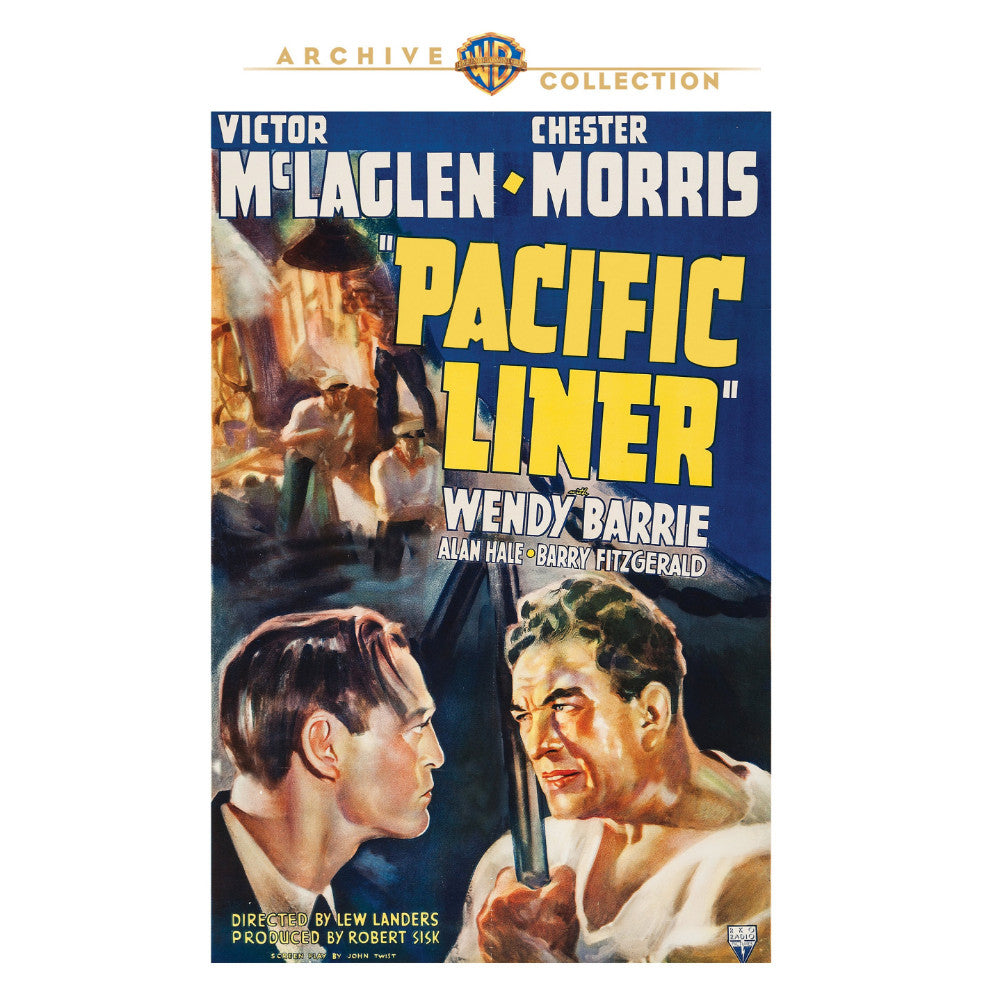 Pacific Liner (1939) (MOD)