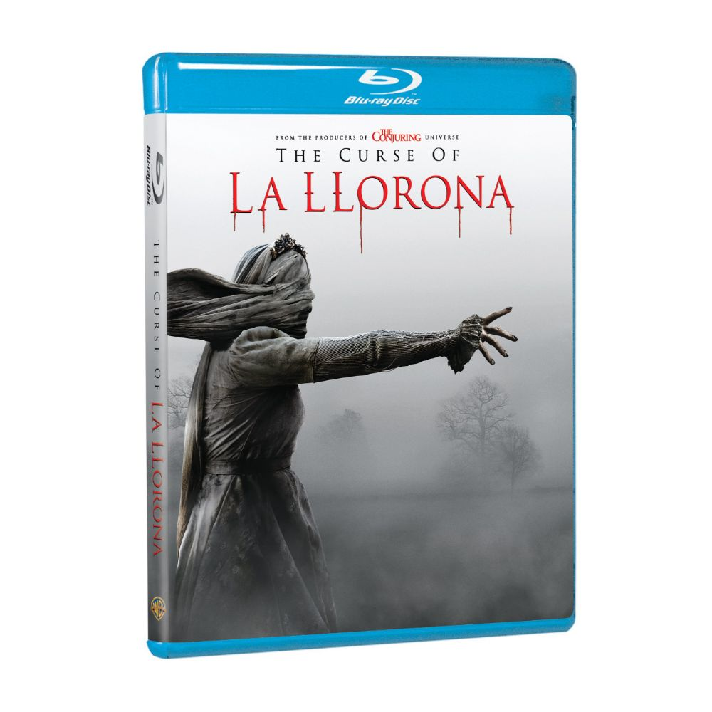 The Curse of La Llorona (BD)