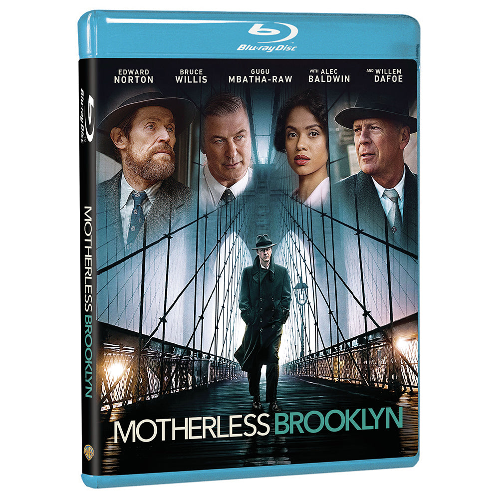 Motherless Brooklyn (BD)
