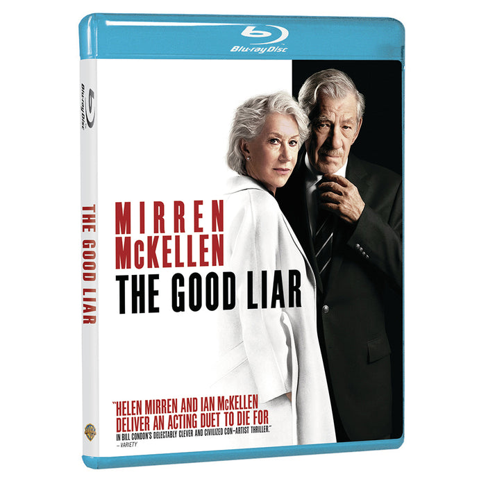 The Good Liar (BD)
