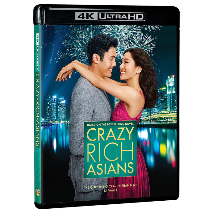 Crazy Rich Asians (4K UHD)