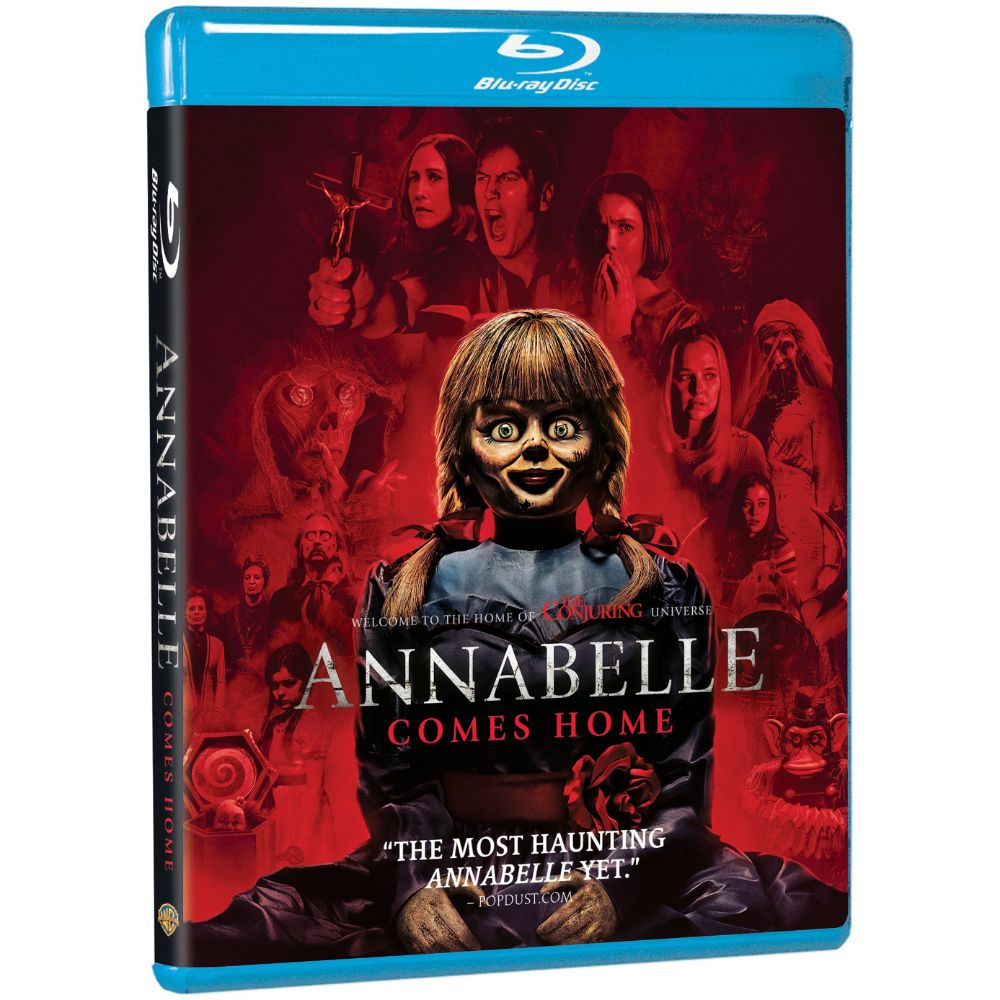 Annabelle Comes Home (BD)